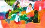 အႏုပညာ … စာ - Paintings #3 (ခင္ေမာင္ရင္)