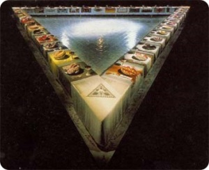 The Dinner Party (Judy Chicago)