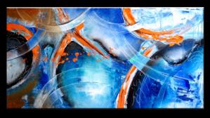 Blue Dimensions - Peter Dranitsin